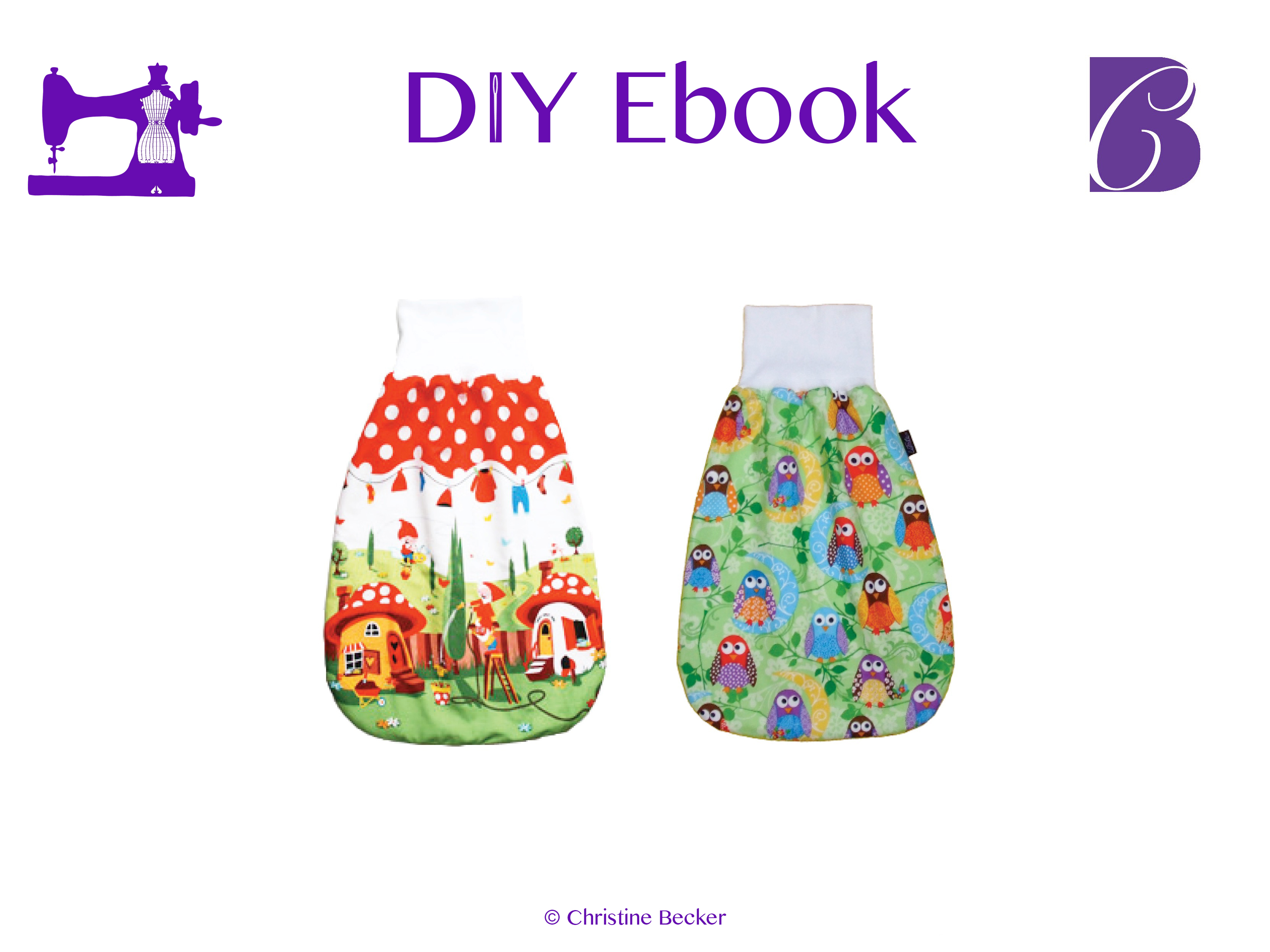 DIY EBook Baby Sovepose