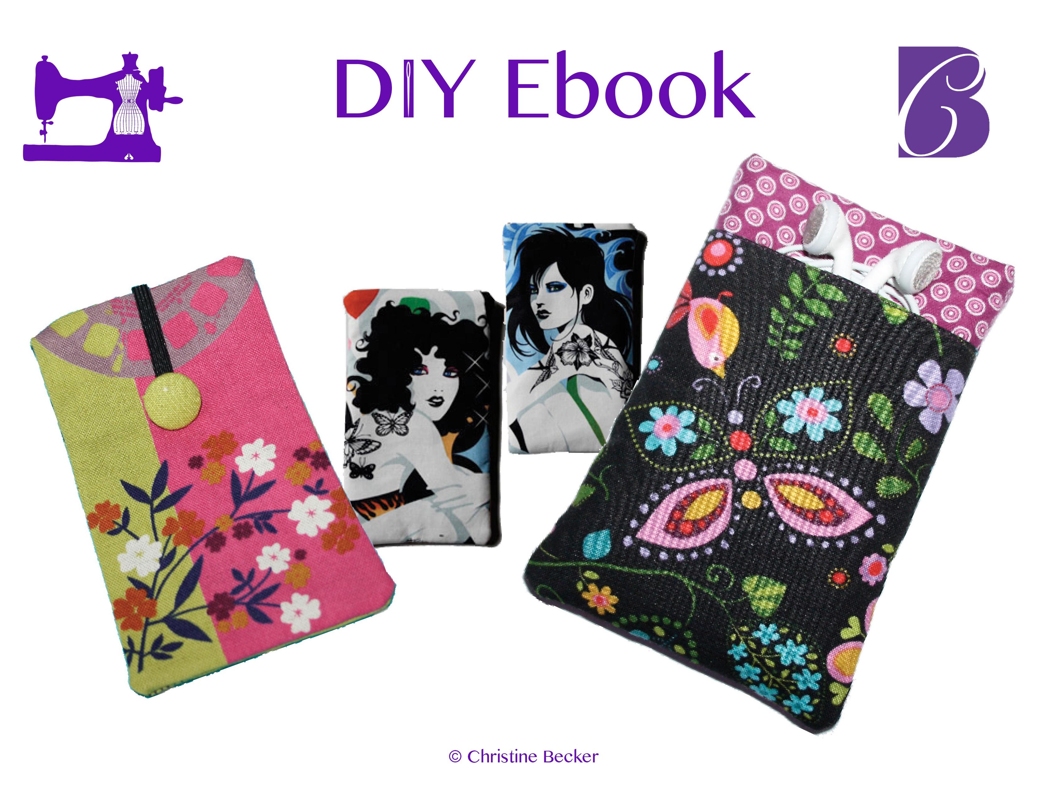 DIY E-Book Veske til smartphone eller tablet