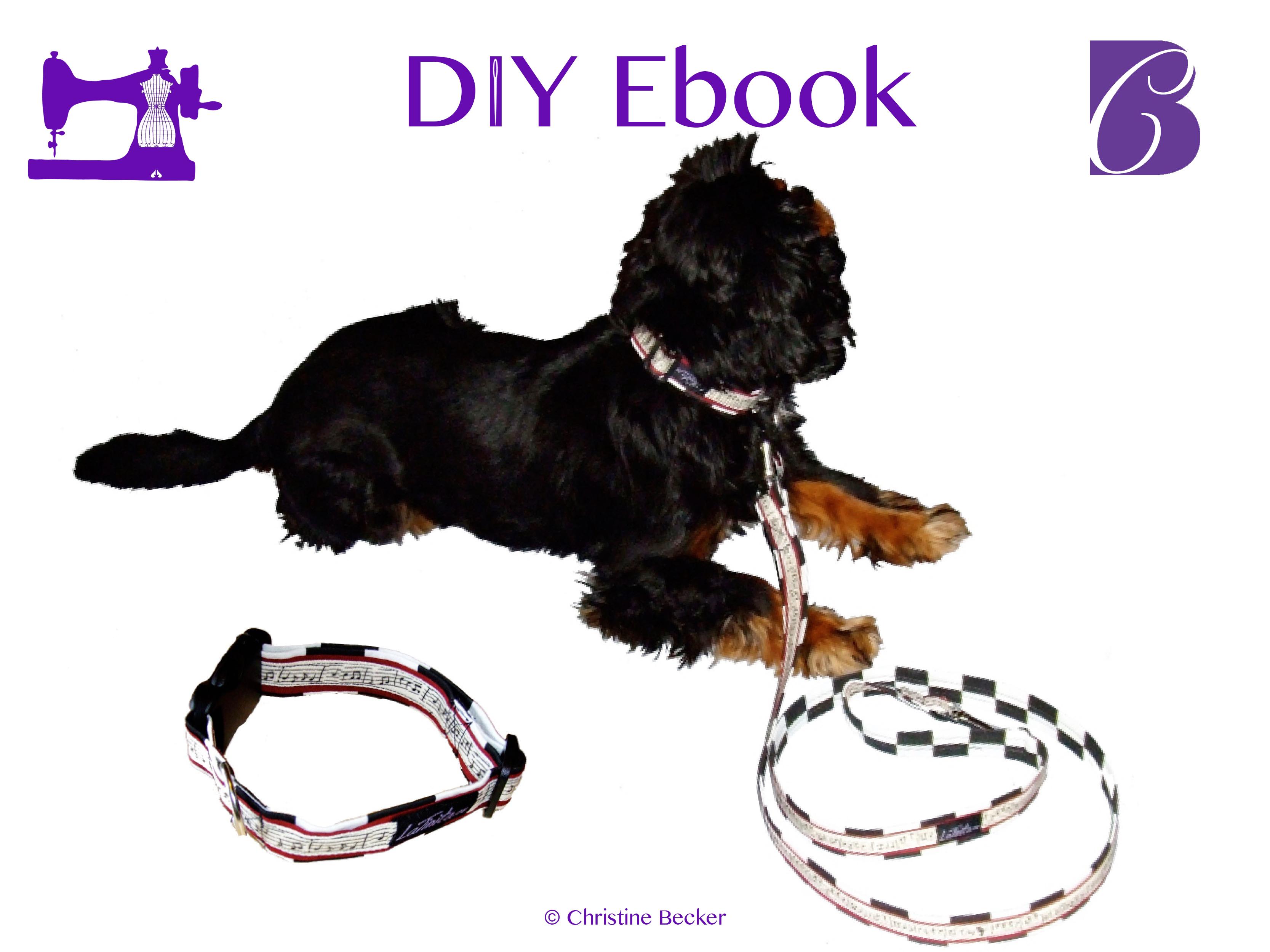 DIY E-Book Hundehalsbånd og Hundelenke